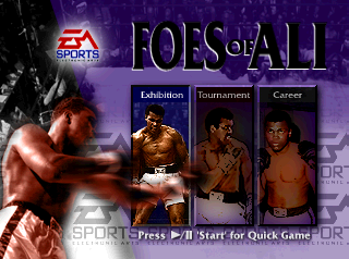 Screenshot Thumbnail / Media File 1 for Foes of Ali (1995)(Electronic Arts)(US)[CC 734507 SRCR01]
